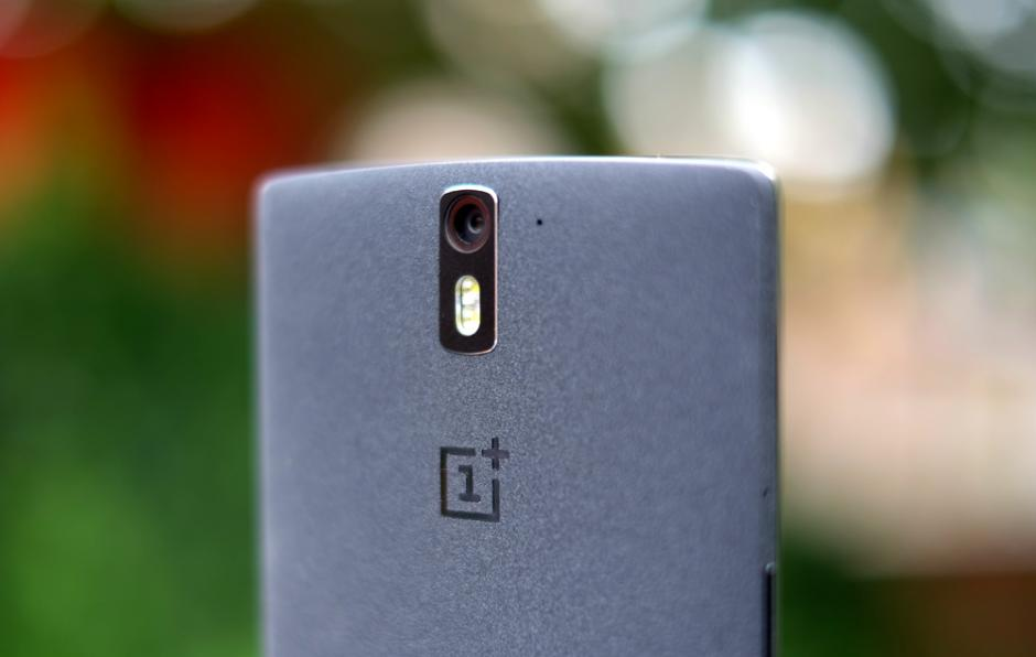 OnePlus Two con lettore di impronte digitali