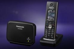 Panasonic lancia KX-TGP600, il nuovo telefono cordless SIP