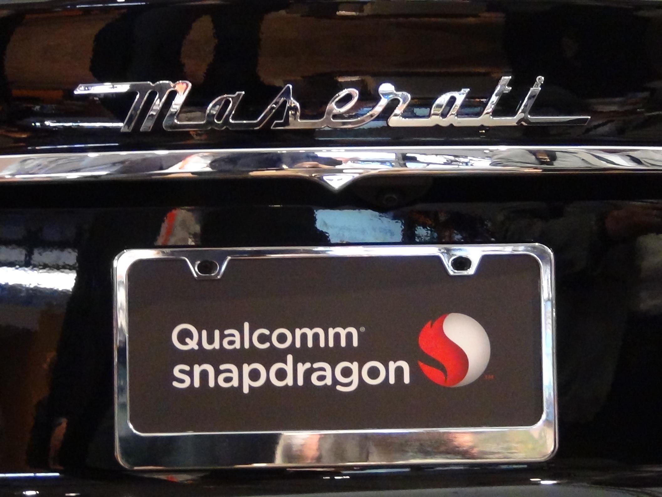 Qualcomm Maserati Concept Car