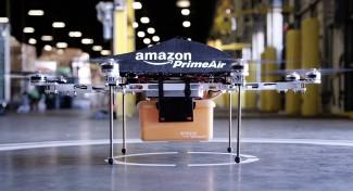 Amazon propone le autostrade per i droni