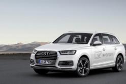 Nuova Audi Q7 e-tron 3.0 TDI quattro: grande classe, minime emissioni