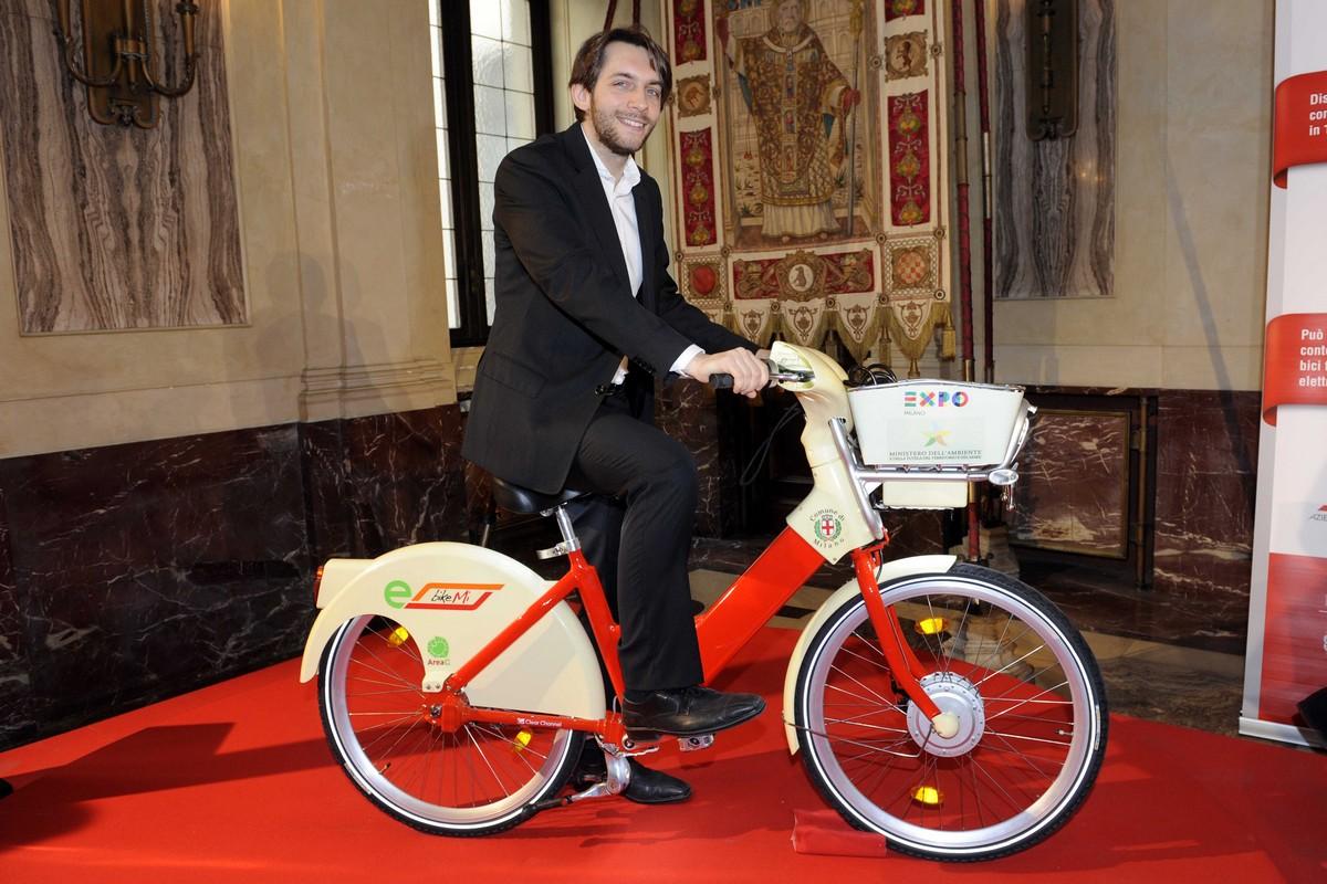 BikeMi bike sharing elettrico Milano