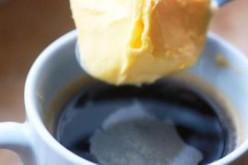 Dimagrire con il caffè al burro, la nuova moda americana
