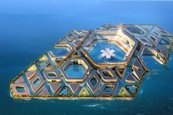 La prima città galleggiante potrebbe esser presto realtà