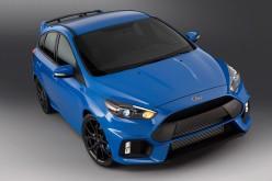 La Ford Focus RS pronta al debutto americano al Salone Internazionale di New York