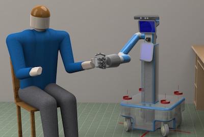 ramcip: l'Ue finanzia i robot per l'assistenza agli anziani