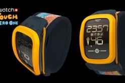 Touch Zero One, lo smartwatch secondo Swatch