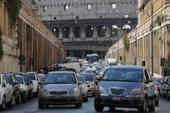 Traffico: Roma è la città più trafficata d'Italia