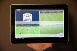 TIM e Huawei: primo live test dell'LTE broadcast, la mobile TV di nuova generazione