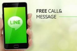 """LINE chiama Whatsapp: """"Benvenuta nel mondo delle telefonate gratuite!"""""""
