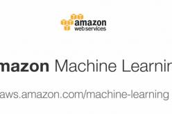 Amazon Web Services annuncia Amazon Machine Learning