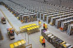 Amazon investe in un nuovo centro di distribuzione nel Lazio