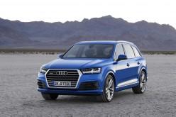 La nuova Audi Q7 arriva in Italia