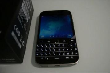 BlackBerry Classic: ritorno al futuro con tastiera