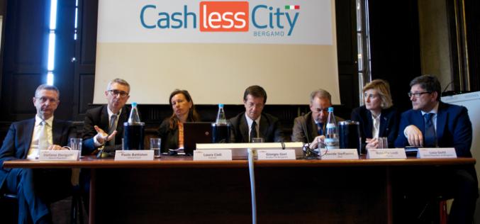"""Nasce Cashless City, il primo progetto nazionale per rendere un'intera città """"cashless"""""""