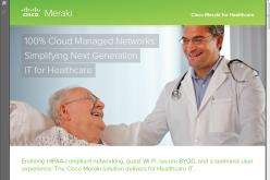 Diaverum Italia porta il wireless sul Cloud con Cisco Meraki