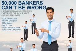Una Società di servizi finanziari Fortune 100 sceglie CTERA Networks