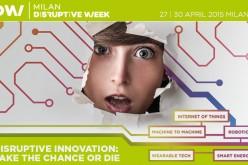Digital Magics e Talent Garden protagonisti alla Disruptive Week Milan 2015