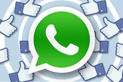 """WhatsApp potrebbe introdurre il tasto """"mi piace"""""""