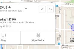 Smartphone scomparso? Cercalo su Google
