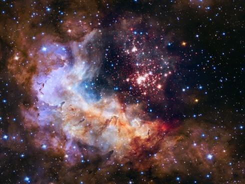 Il telescopio Hubble festeggia 25 anni