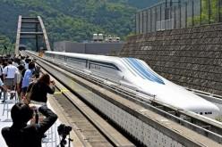 Il treno hitech Maglev viaggia a 603 km/h