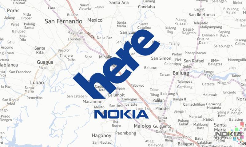 amazon offre tre miliardi per Nokia HERE