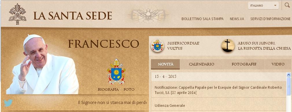 Gli hacker attaccano il Vaticano dopo le parole di Papa Francesco sul genocidio armeno