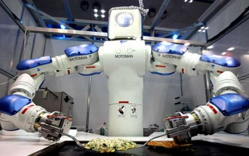 Beautiful Robot Che Cucina Pictures - Embercreative.us ...