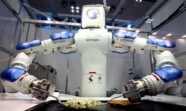 Cucina hi-tech, arriva lo chef robot che vi prepara la cena - Data ...