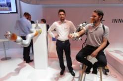 Riabilitazione, arriva il primo robot indossabile