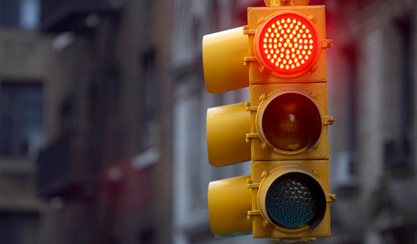 semafori SMART contro l'inquinamento