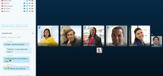 Skype for Business rilasciato pubblicamente