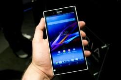 Sony Z4 Ultra: il phablet non passa di moda