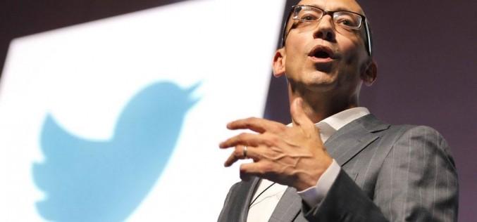 Twitter: i risultati del trimestre mettono a rischio il CEO