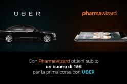 Pharmawizard e Uber: la partnership che mette la tecnologia al servizio del cittadino