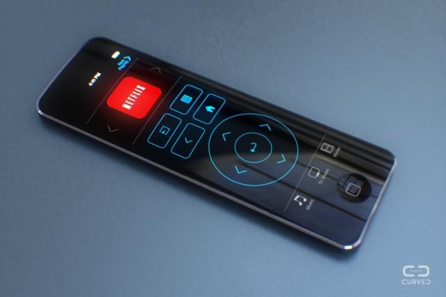 Apple TV telecomando touch