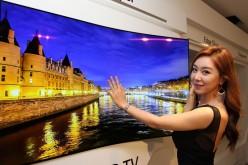 LG Wallpaper OLED: lo schermo TV sottile come un foglio