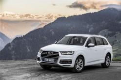 Il parametro di riferimento per la sua classe: la nuova Audi Q7