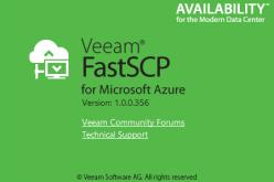 Veeam lancia Veeam FastSCP for Microsoft Azure e Veeam Management Pack v8 for System Center