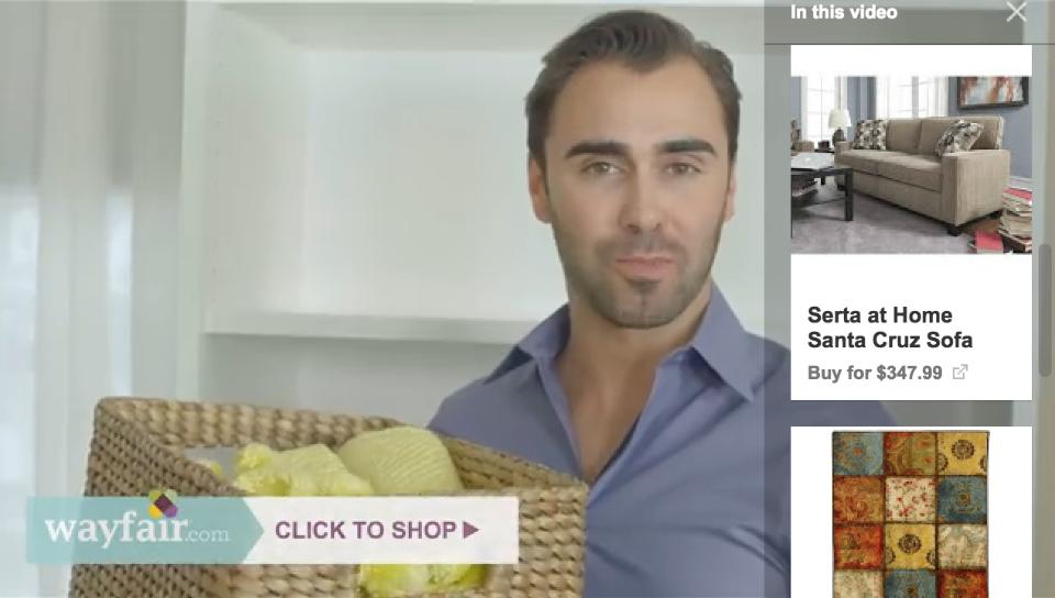 Google inserisce il tasto compra nei video pubblicitari su YouTube