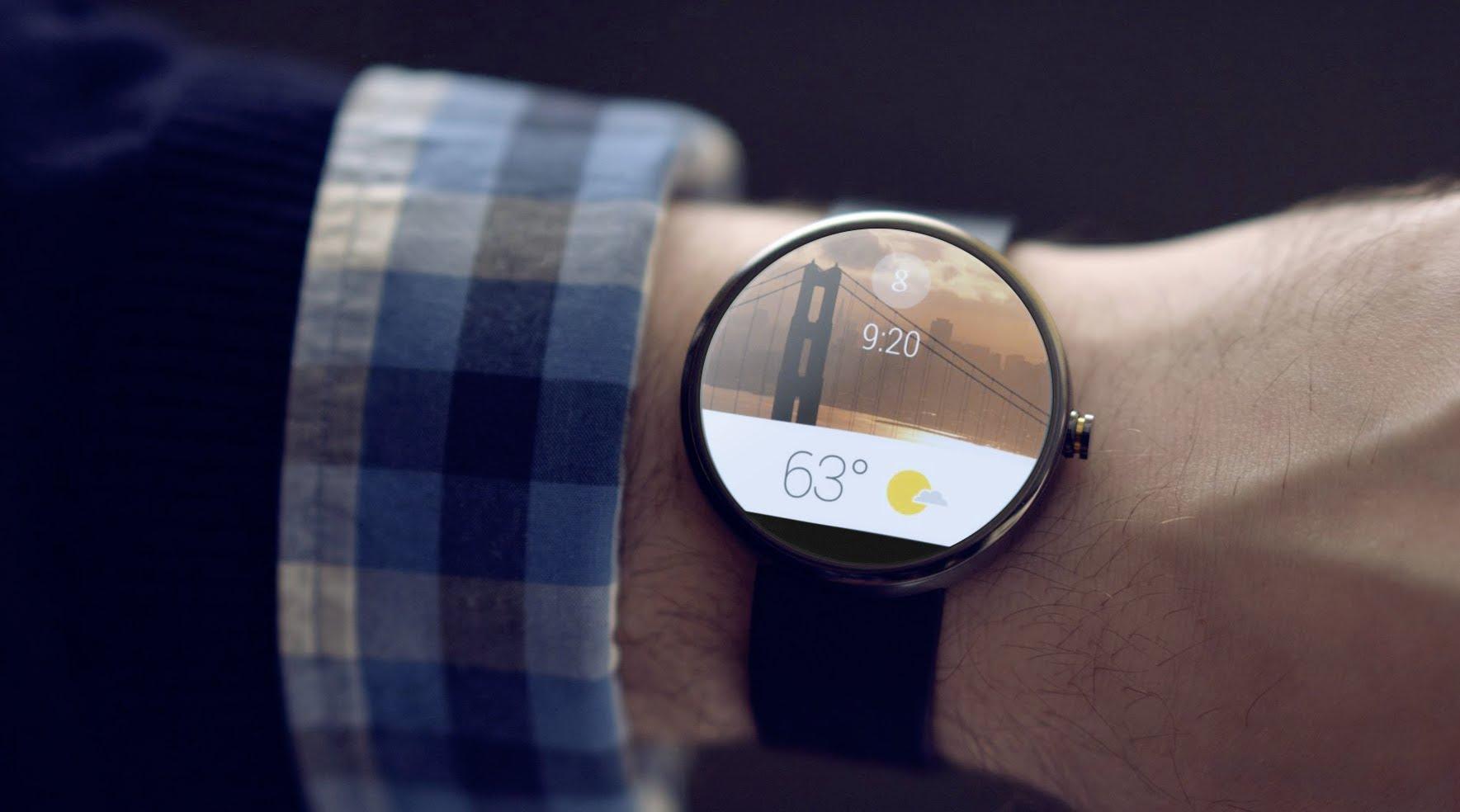 android wear chiamate e connettività dati smartwatch google
