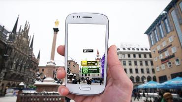 Apple punta sulla realtà aumentata
