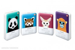 Samsung lancia i nuovi Battery Pack Animal Edition