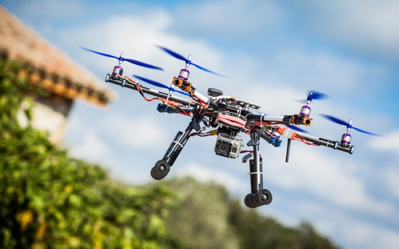 Droni: premio ai Vigili del Fuoco per i voli su Amatrice e Rigopiano