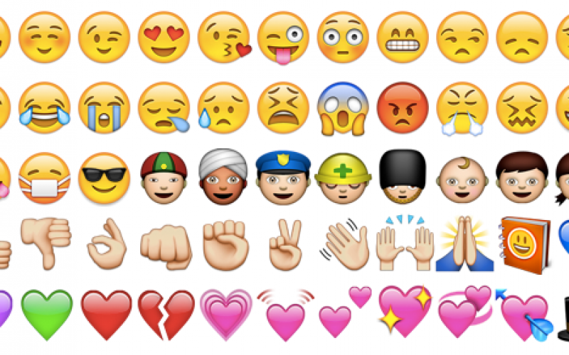 Facebook svela tutti i segreti delle emoji