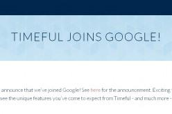Google acquisisce Timeful per Google Now