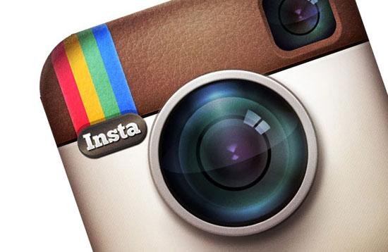 instagram brand di lusso