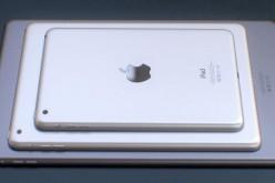 iPad Pro: in rete i bozzetti di produzione