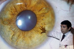 L'occhio bionico del futuro è wireless